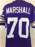 Jim Marshall Minnesota Vikings Custom Home Jersey Mens 3XL