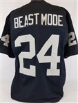 "Marshawn Lynch ""Beast Mode"" Custom Home Jersey Mens 3XL"