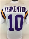 Fran Tarkenton Minnesota Vikings Custom Away Jersey Mens XL