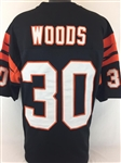Ickey Woods Cincinnati Bengals Custom Home Jersey Mens XL