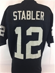 Ken Stabler Oakland Raiders  Custom Home Jersey Mens 2XL