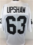 Gene Upshaw Oakland Raiders Custom Away Jersey Mens 2XL