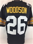 Rod Woodson Pittsburgh Steelers Custom Home Jersey Mens 2XL