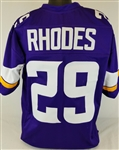 Xavier Rhodes Minnesota Vikings Custom Home Jersey Mens XL
