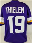 Adam Thielen Minnesota Vikings Custom Home Jersey Mens XL