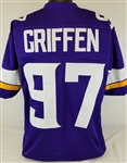 Everson Griffen Minnesota Vikings Custom Home Jersey Mens XL