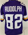 Kyle Rudolph Minnesota Vikings Custom Home Jersey Mens XL