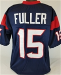 Will Fuller Houston Texans Custom Home Jersey Mens Large