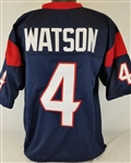 Deshaun Watson Houston Texans Custom Home Jersey Mens 3XL