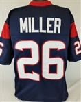 Lamar Miller Houston Texans Custom Home Jersey Mens Large