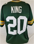 Kevin King Green Bay Packers Custom Home Jersey Mens XL