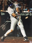 Mike Piazza New York Mets Signed 16x20 Photo PSA COA # 6A98759