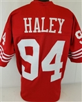 Charles Haley San Francisco 49ers Custom Home Jersey Mens 3XL