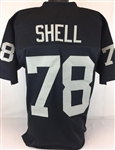 Art Shell Oakland Raiders Custom Home Jersey Mens 3XL