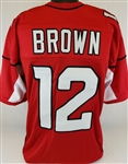John Brown Arizona Cardinals Custom Home Jersey Mens XL