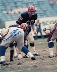Tommy Nobis Signed Atlanta Falcons 8x10 Photo Auto Autograph PSA COA #AC91626