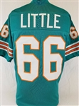 Larry Little Miami Dolphins Custom Home Jersey Mens 3XL