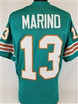 Dan Marino Miami Dolphins Custom Home Jersey Mens 2XL
