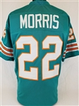 Mercury Morris Miami Dolphins Custom Home Jersey Mens Large