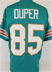 Mark Super Duper Miami Dolphins Custom Home Jersey Mens Large
