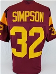 O.J. Simpson USC Trojans Custom Home Jersey Mens XL