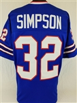 O.J. Simpson Buffalo Bills Custom Home Jersey Mens 3XL