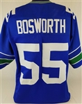Brian Bosworth Seattle Seahawks Custom Home Jersey Mens Large