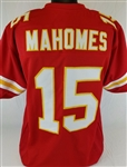 Patrick Mahomes Kansas City Chiefs Custom Home Jersey Mens Large