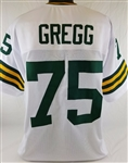 Forrest Gregg Green Bay Packers Custom Away Jersey Mens XL
