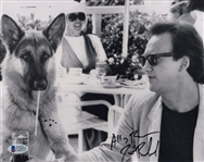 Jim Belushi Signed K-9 8x10 Photo Auto Autograph Beckett BAS #C23675