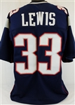 Dion Lewis New England Patriots Custom Home Jersey Mens 3XL