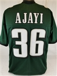 Jay Ajayi Philadelphia Eagles Custom Home Jersey Mens Large