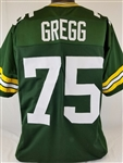 Forrest Gregg Green Bay Packers Custom Home Jersey Mens XL
