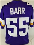 Anthony Barr Minnesota Vikings Custom Home Jersey Mens 3XL