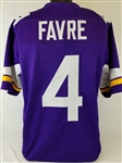 Brett Favre Minnesota Vikings Custom Home Jersey Mens 3XL