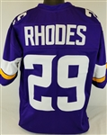 Xavier Rhodes Minnesota Vikings Custom Home Jersey Mens 3XL
