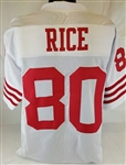 Jerry Rice San Francisco 49ers Custom Away Jersey Mens XL