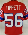 Andre Tippett New England Patriots Custom Alternate Jersey Mens Large