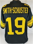 Juju Smith-Schuster Pittsburgh Steelers Custom Color Rush Jersey Mens 2XL