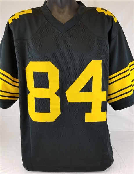 quality design 90b68 dc29d Item Detail - Antonio Brown Pittsburgh Steelers Custom Color ...