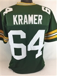 Jerry Kramer Green Bay Packers Custom Home Jersey Mens 2XL