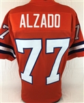 Lyle Alzado Denver Broncos Custom Home Jersey Mens XL