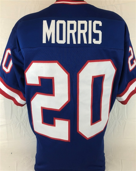 Joe Morris New York Giants Custom Home Jersey Mens Large