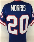Joe Morris New York Giants Custom Home Jersey Mens 3XL
