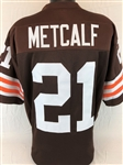 Eric Metcalf Cleveland Browns Custom Home Jersey Mens Large