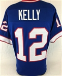 Jim Kelly Buffalo Bills Custom Home Jersey Mens 3XL