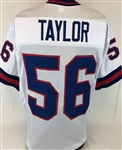 Lawrence Taylor New York Giants Custom Away Jersey Mens Large